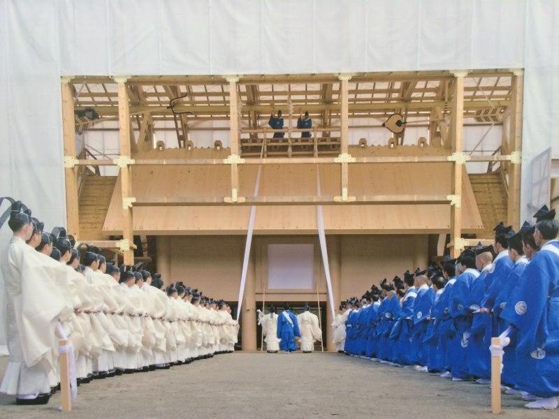5伊勢神宮の式年遷宮