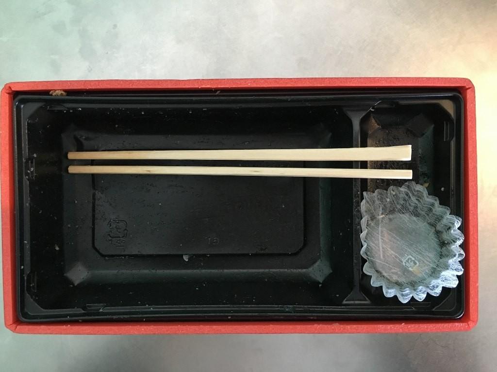鳥取牛弁当(そぼろいろ) 羽田空港お弁当 (12)