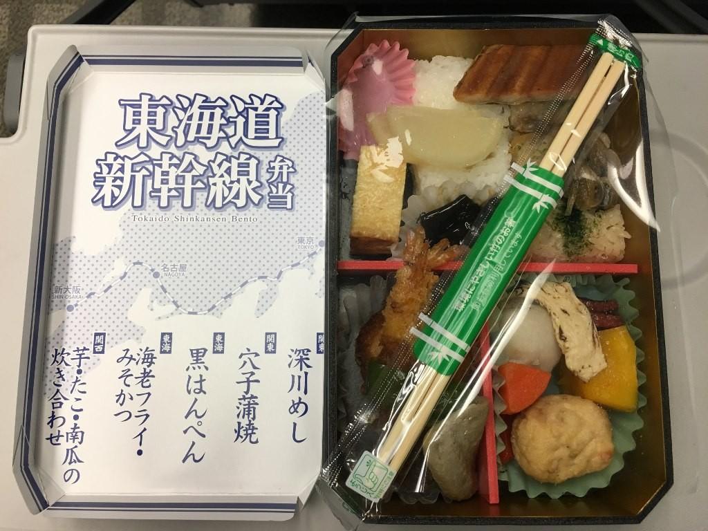 お弁当東海道新幹線 (6)