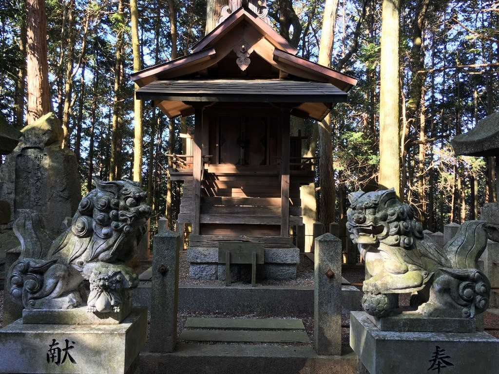 高倉山 神武東征 (38)