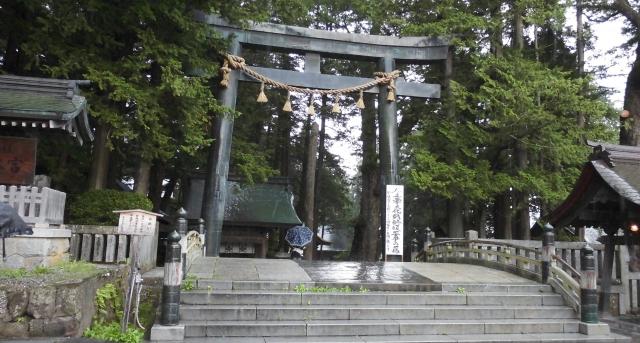 諏訪大社 (2)