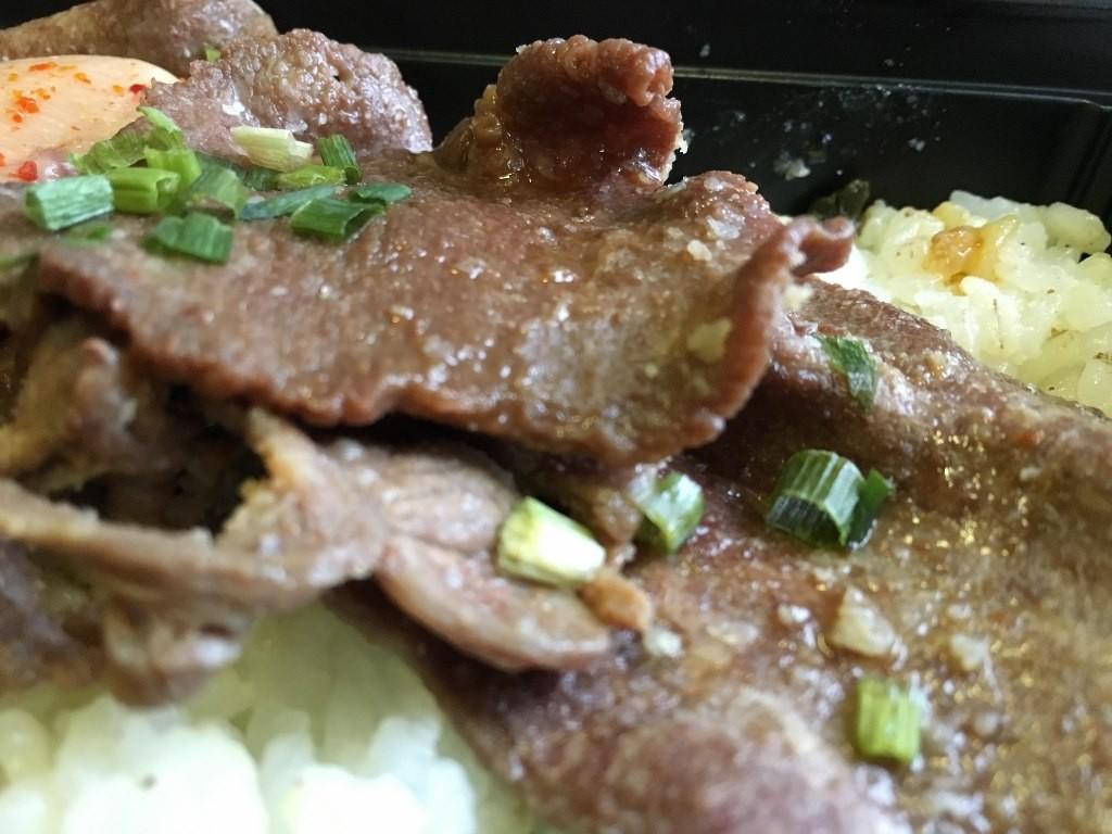 明太牛たん丼 (13)