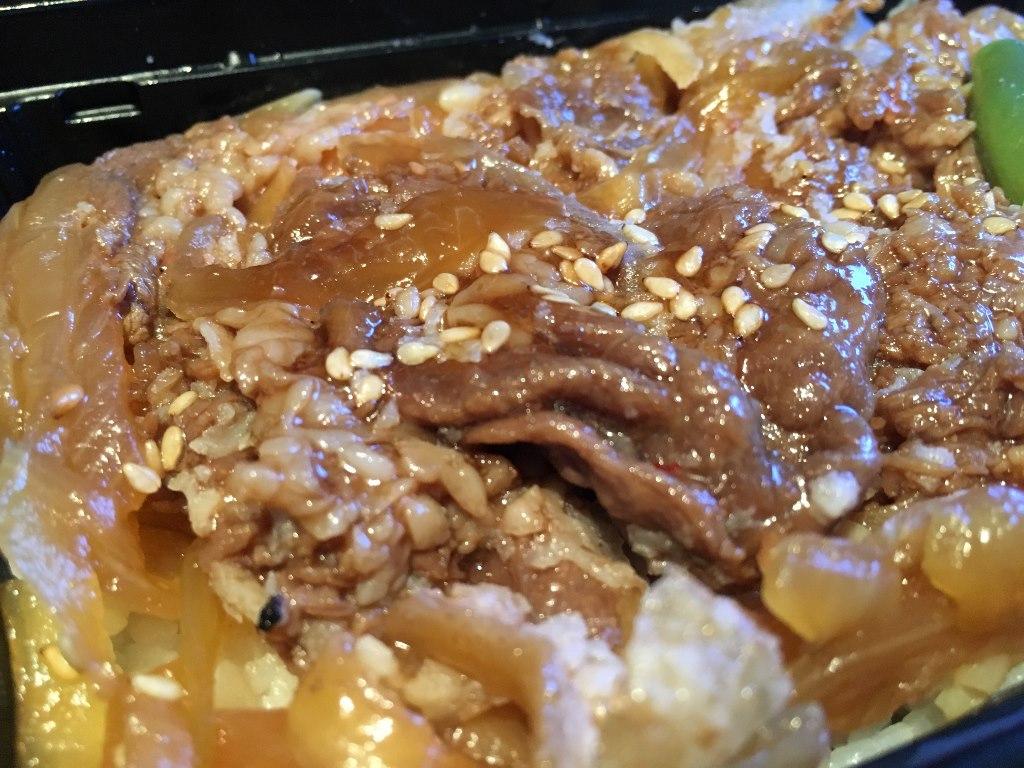 石垣牛焼肉弁当 (8)