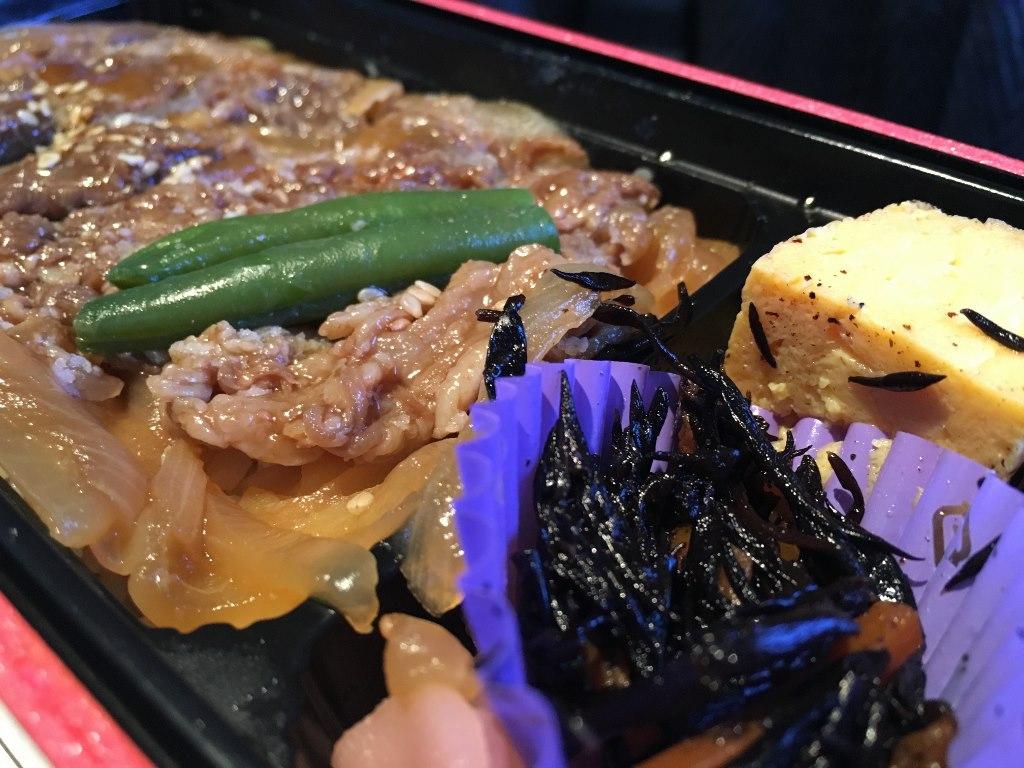 石垣牛焼肉弁当 (10)