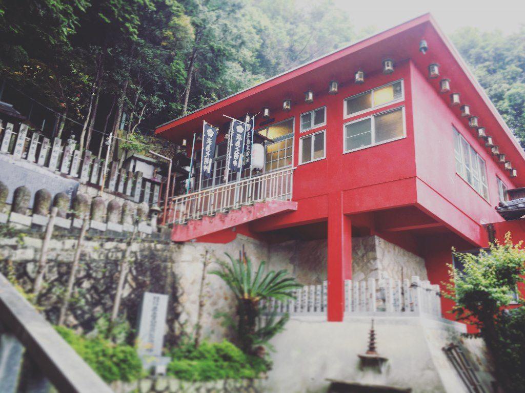 淡島明神社社殿