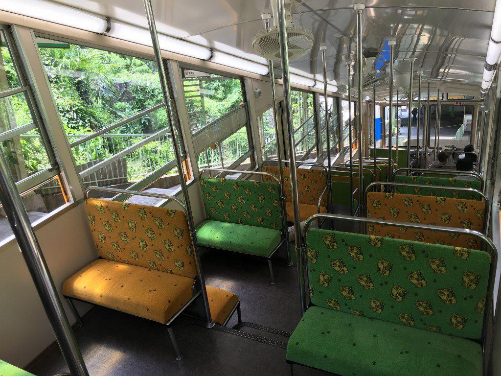 信貴山口駅と信貴線とケーブルカー (57)