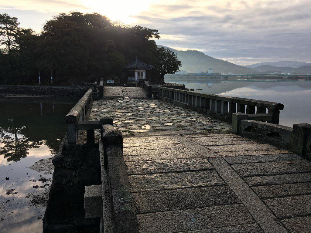 三断橋と妹背山 (2)
