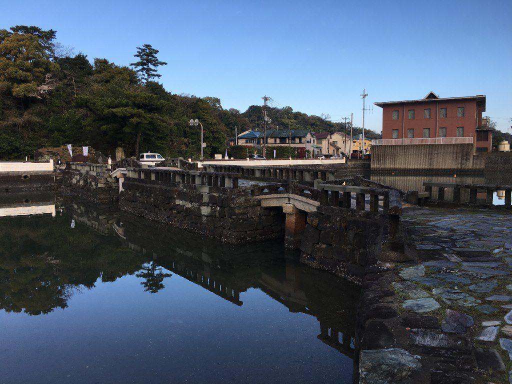 三断橋と妹背山 (1)