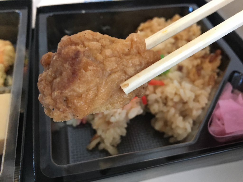 二段鶏めし弁当 (24)