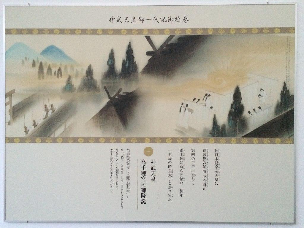 神武東征神話絵巻