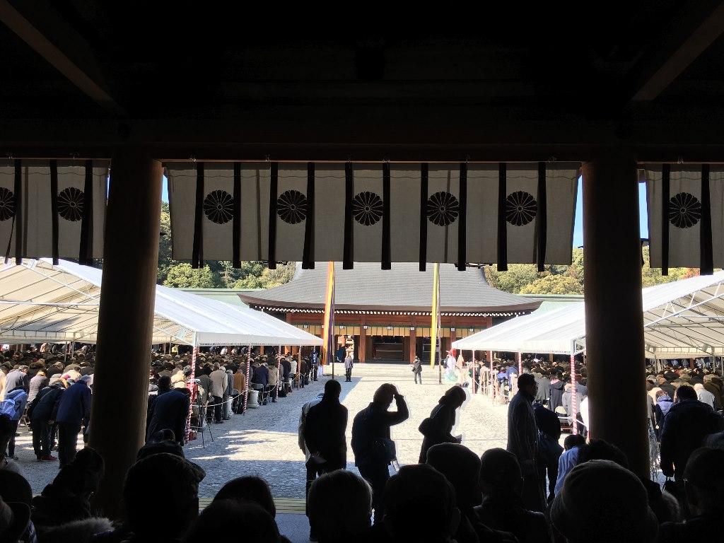 橿原神宮紀元祭15