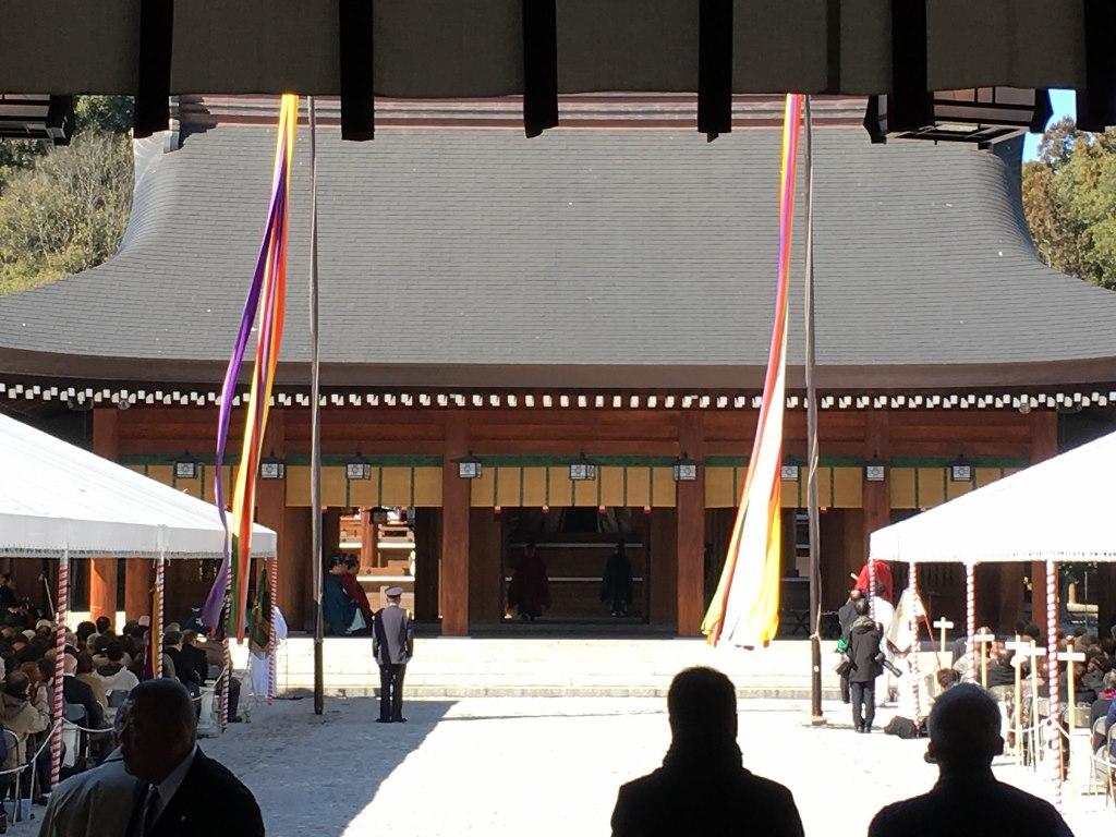 橿原神宮紀元祭13