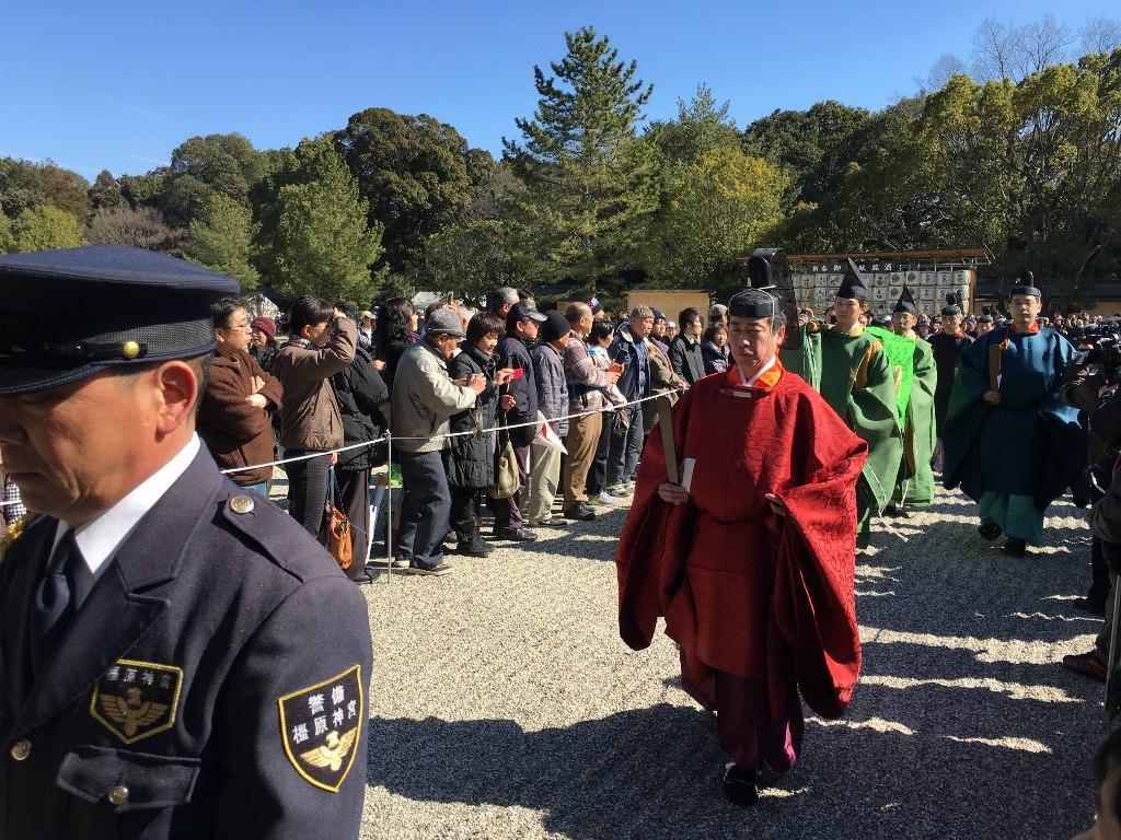 橿原神宮紀元祭20