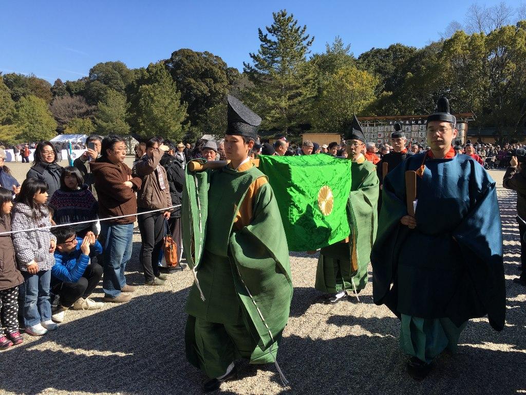 橿原神宮紀元祭21