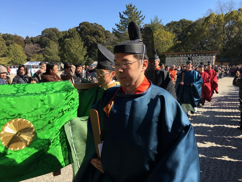橿原神宮紀元祭22