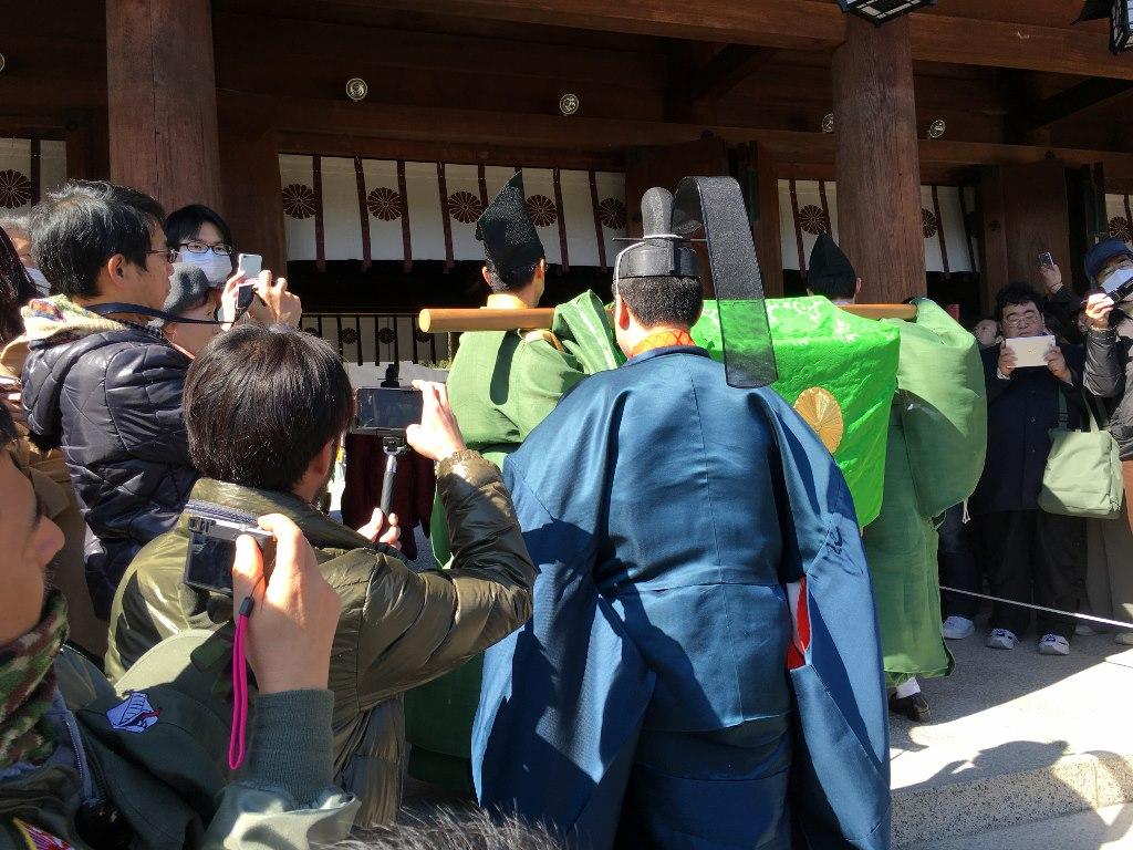 橿原神宮紀元祭25