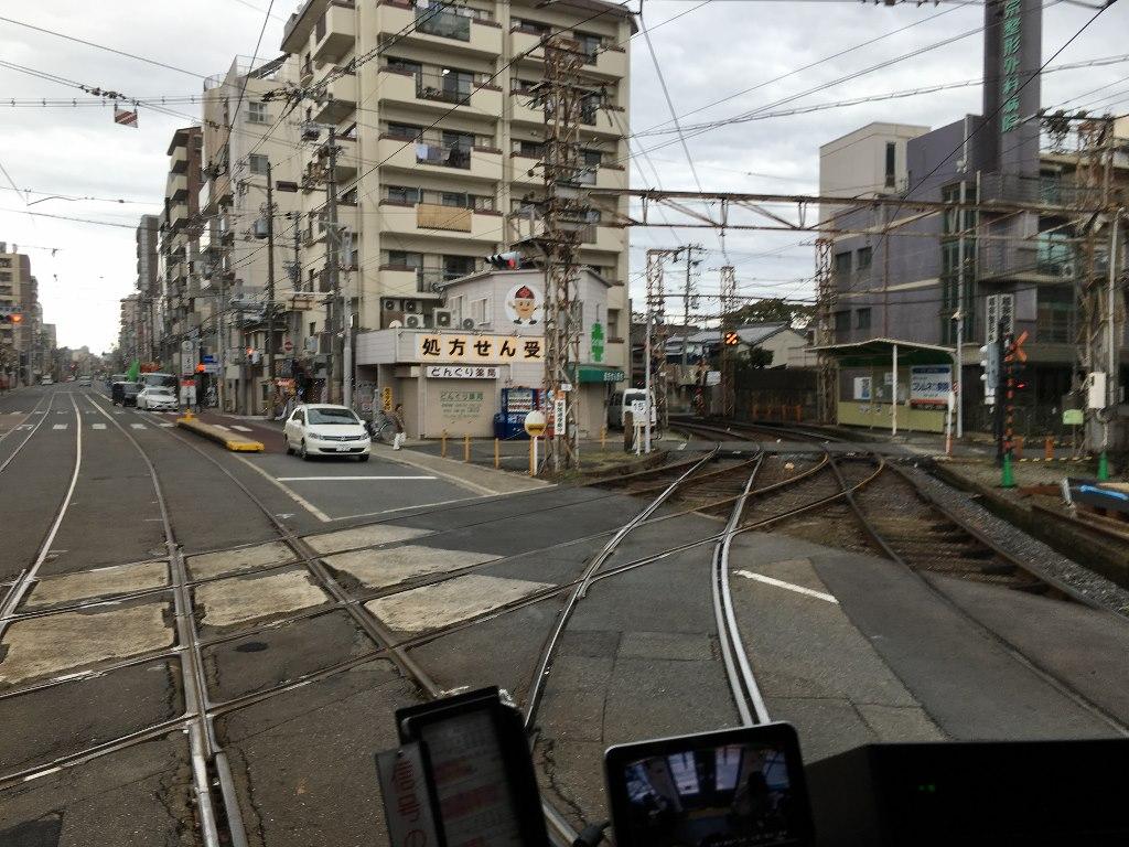 住吉大社の阪堺電軌 (6)