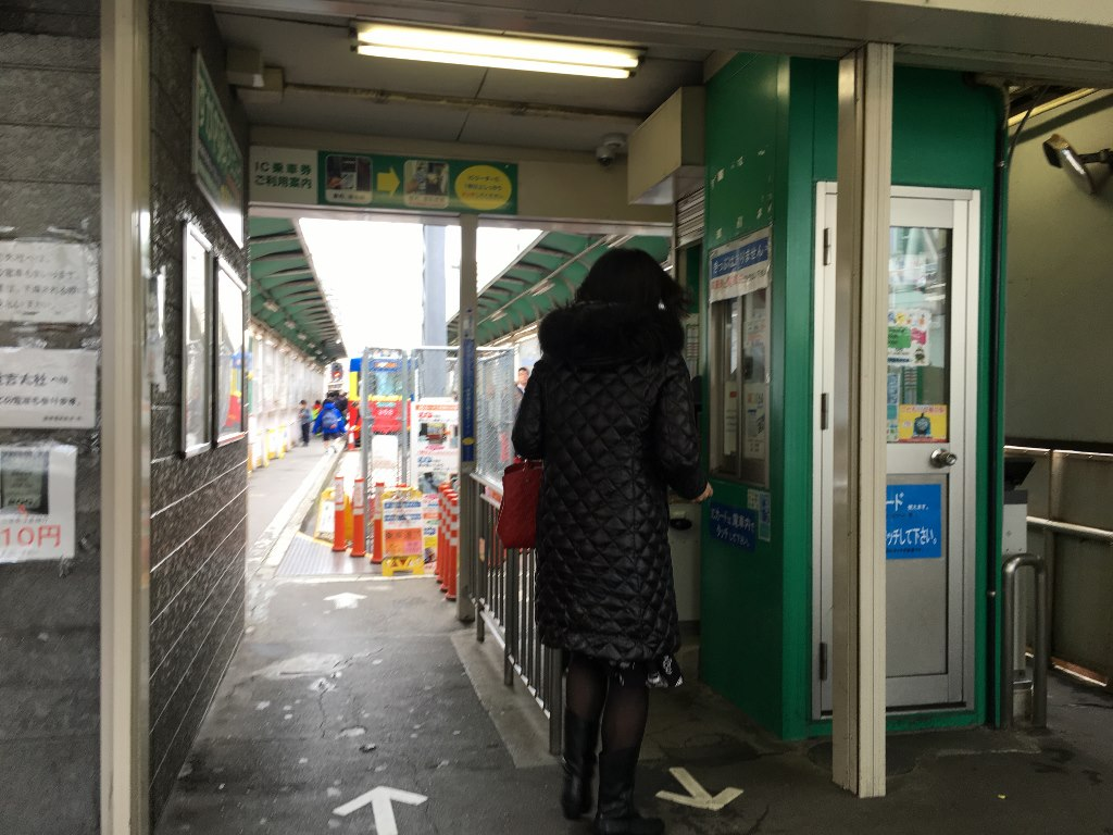 住吉大社への阪堺電軌線 (15)