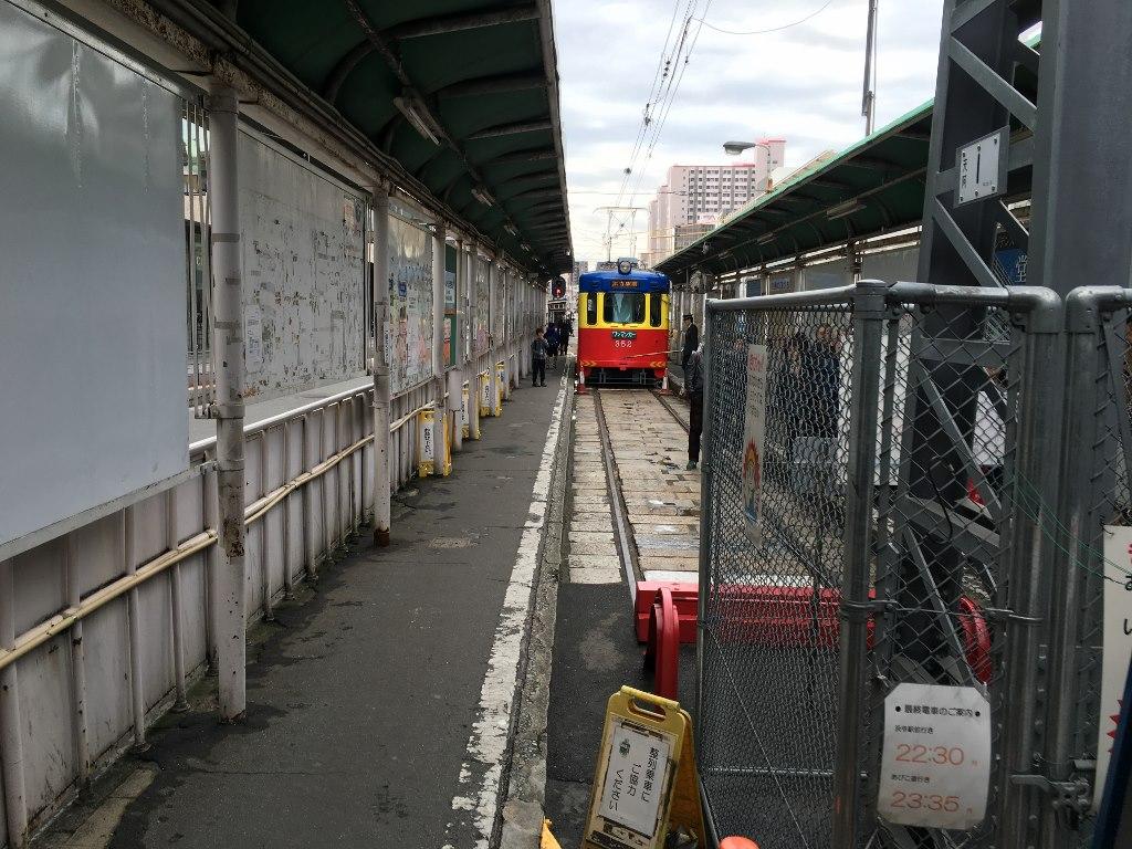 住吉大社への阪堺電軌線 (18)