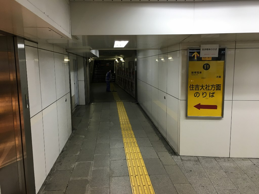 住吉大社への阪堺電軌線 (13)