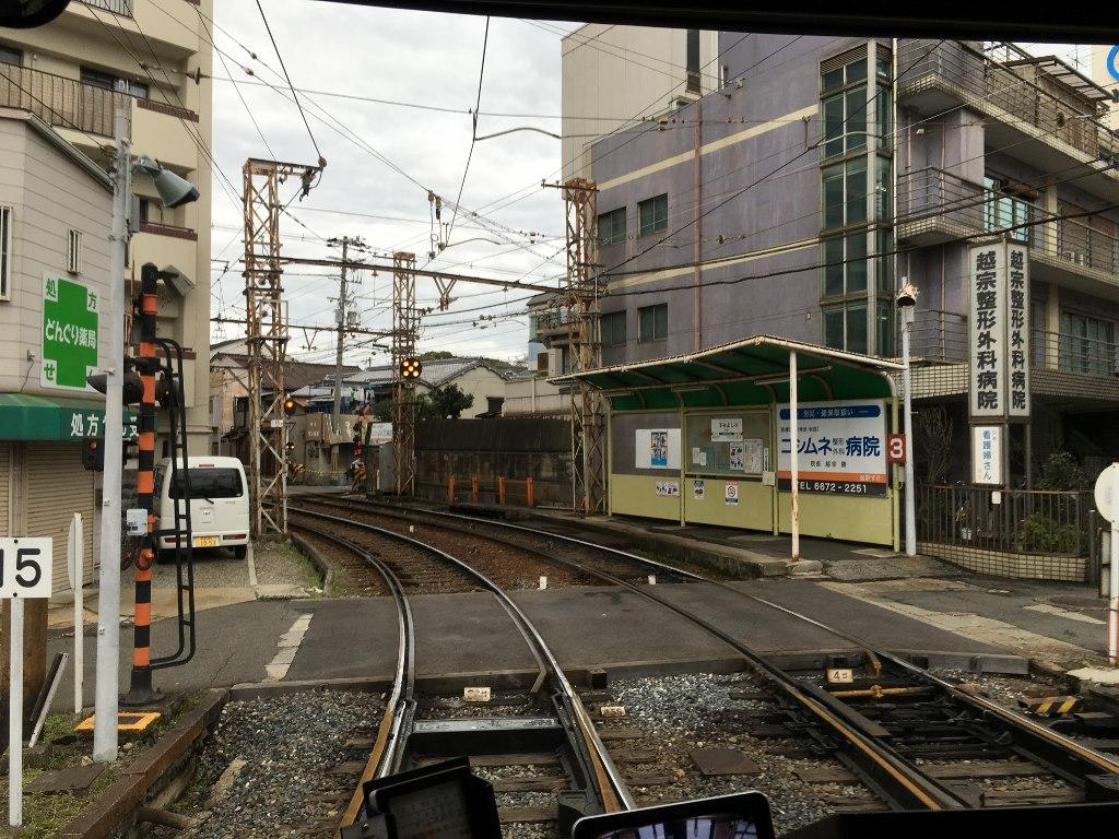 住吉大社の阪堺電軌 (8)