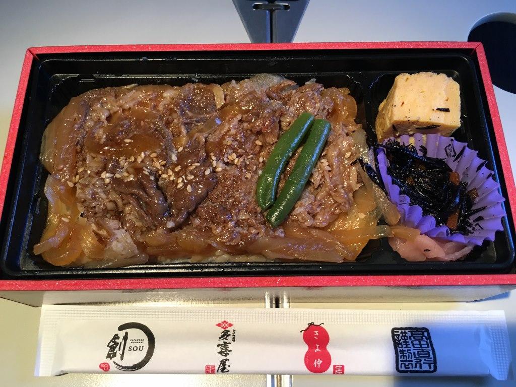 石垣牛焼肉弁当 (7)
