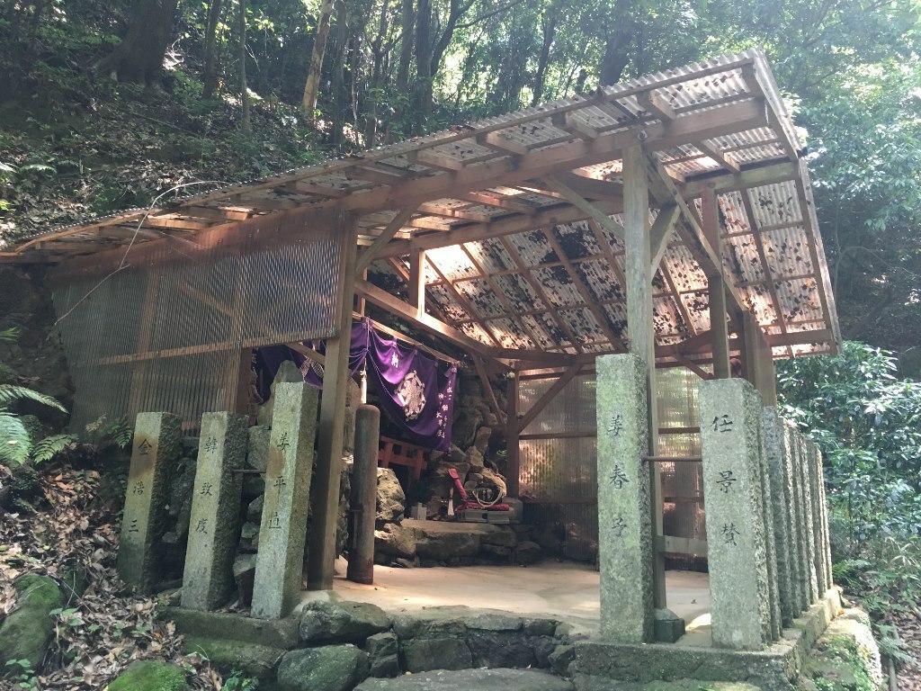 天照大神高座神社と岩戸神社 (105)