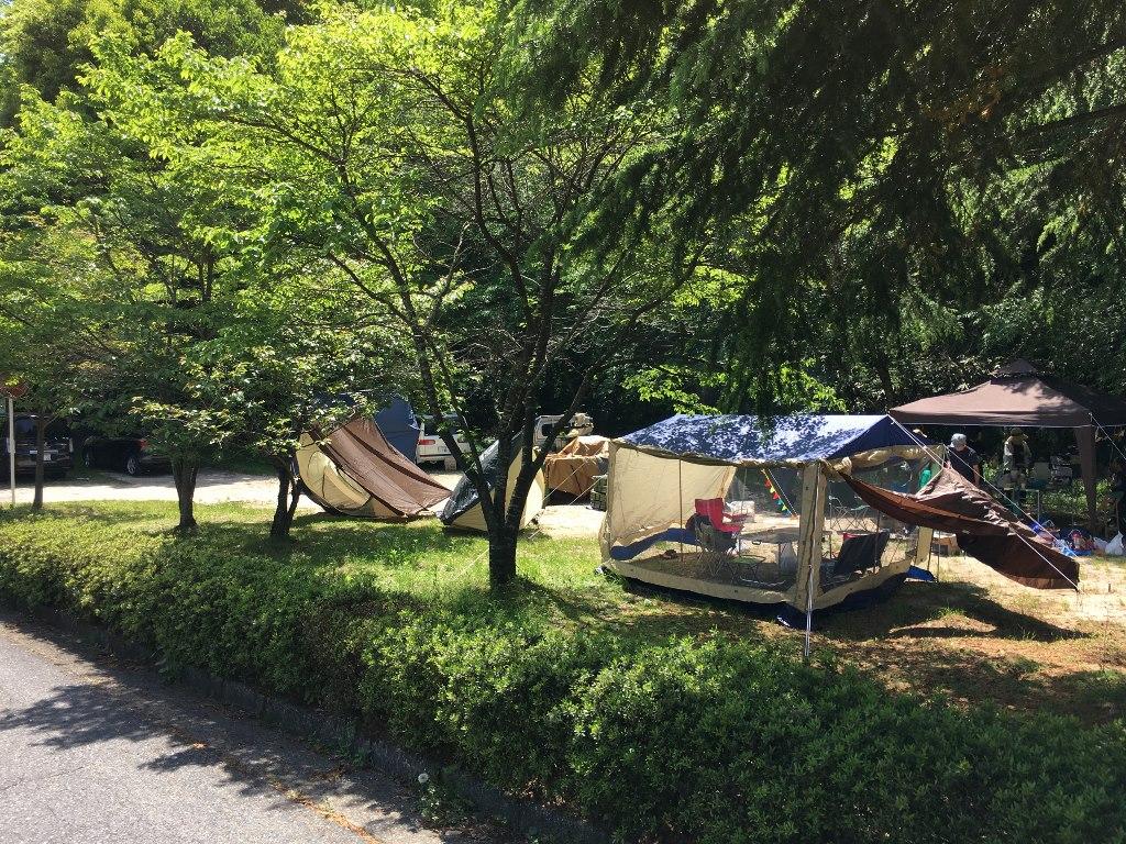岩倉キャンプ場 (16)