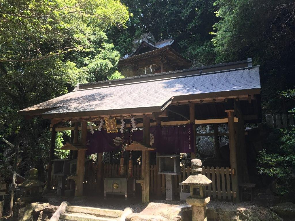 天照大神高座神社と岩戸神社 (56)