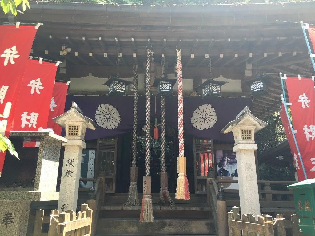 天照大神高座神社と岩戸神社 (157)
