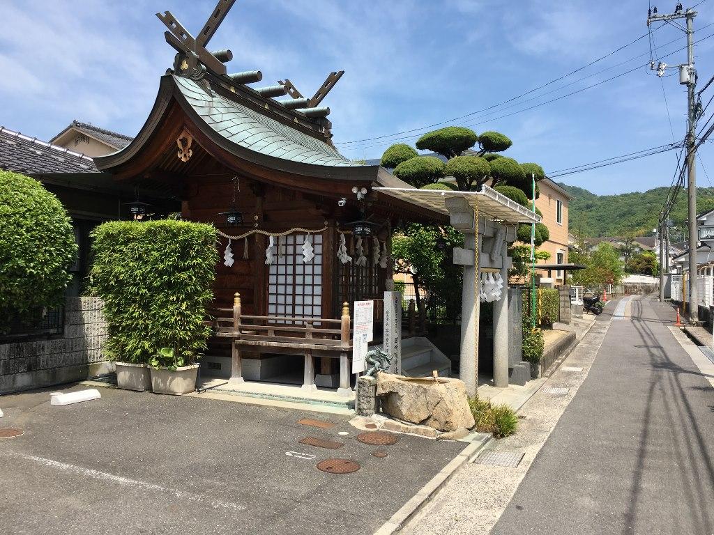 田所明神社 (2)