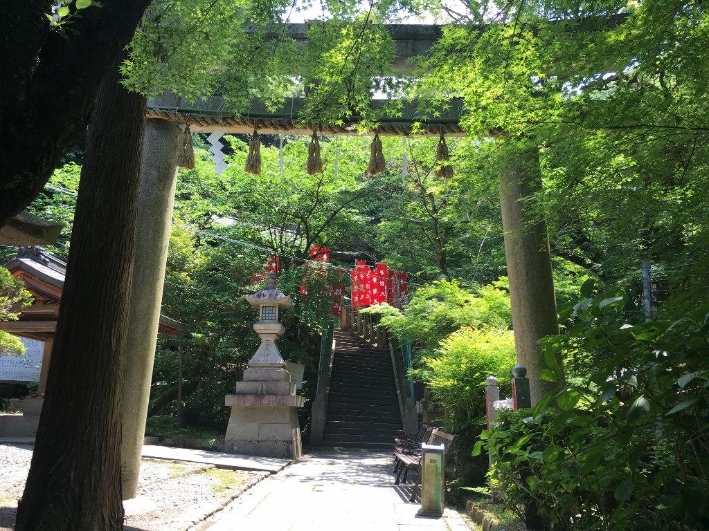 天照大神高座神社と岩戸神社 (151)