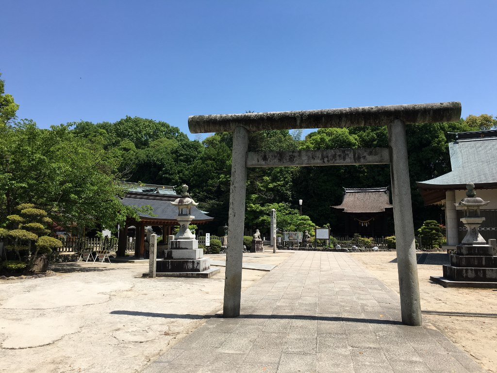 多家神社(埃宮) (1)