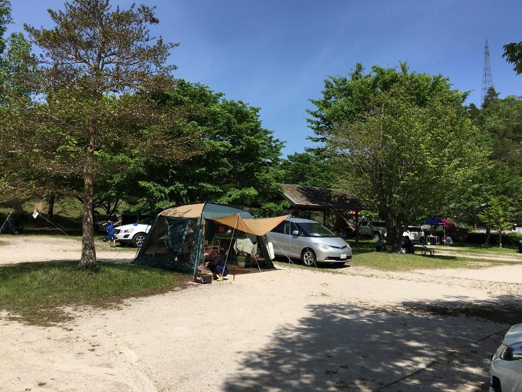 岩倉キャンプ場 (12)