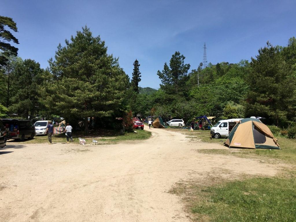 岩倉キャンプ場 (39)