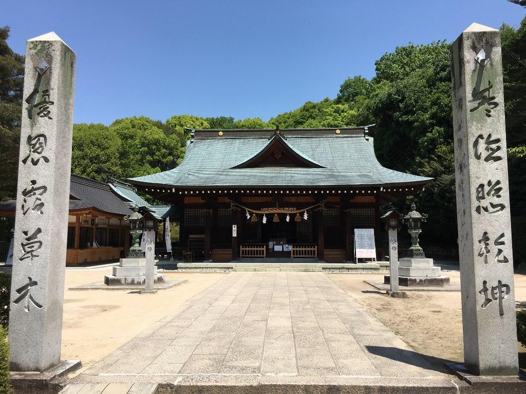 多家神社(埃宮) (9)
