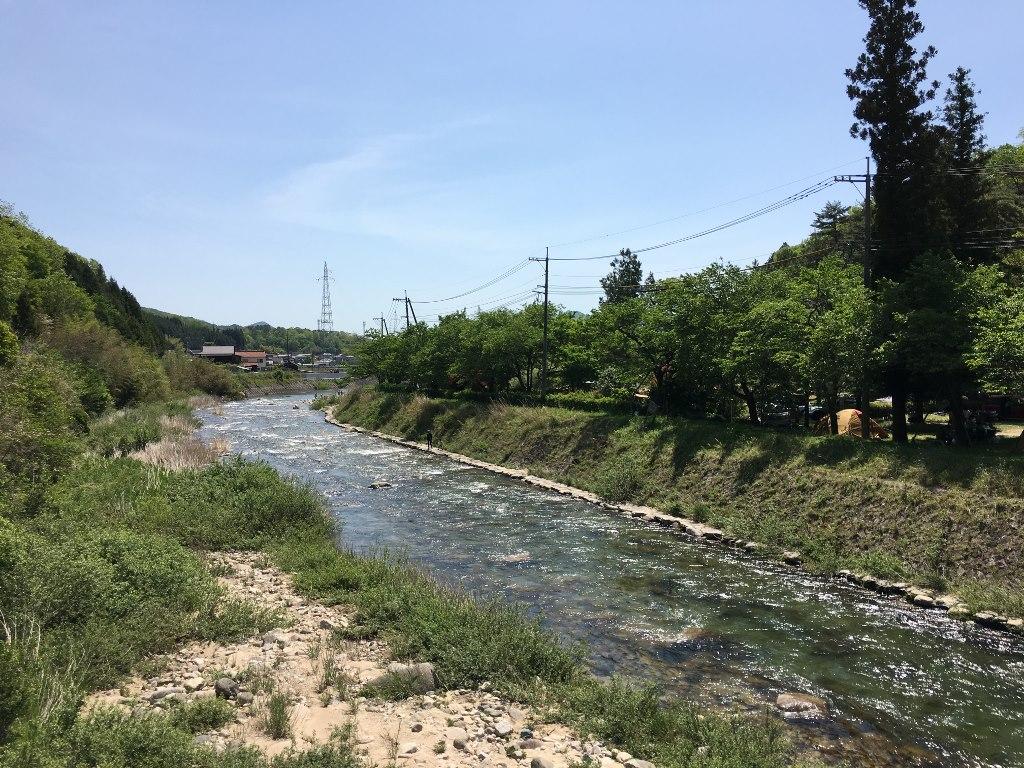 岩倉キャンプ場 (8)