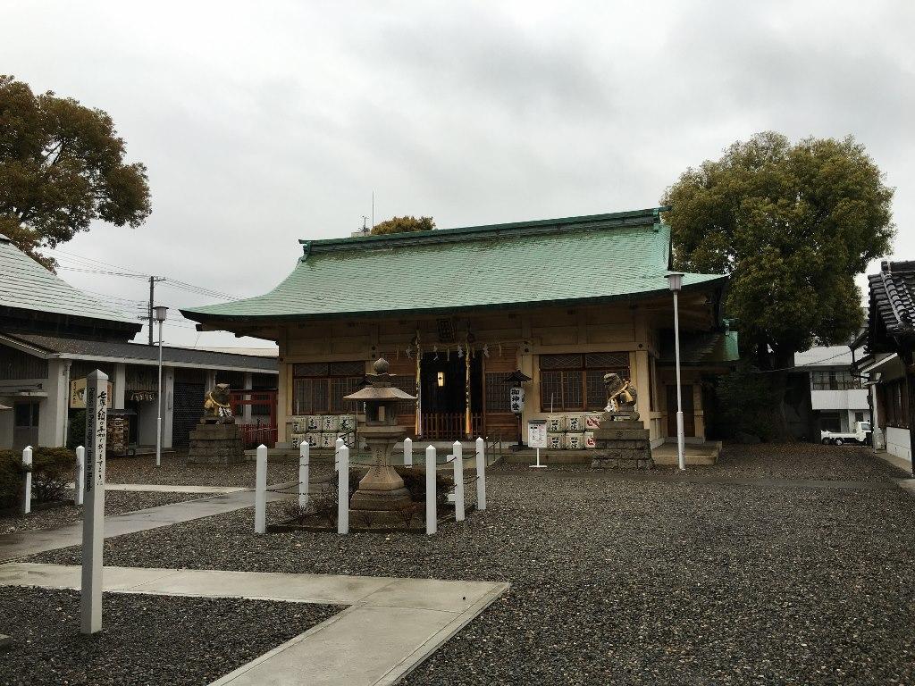 水門吹上神社 (1)
