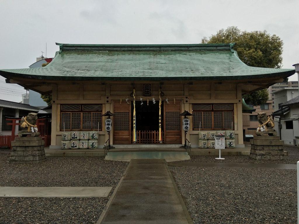 水門吹上神社 (2)