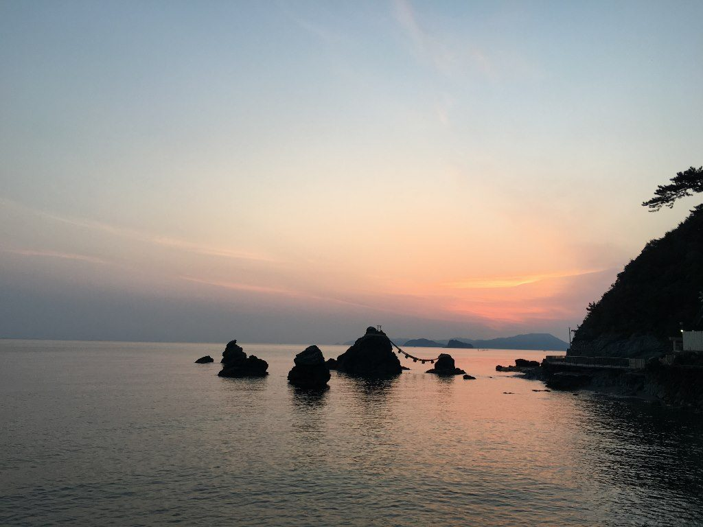 二見興玉神社と夫婦岩 (24)