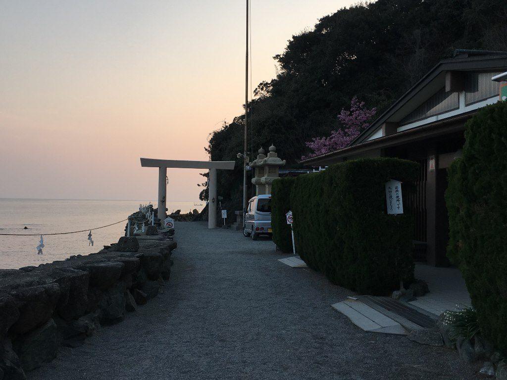 二見興玉神社と夫婦岩 (94)